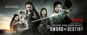 Crouching Tiger Hidden Dragon - Sword of Destiny