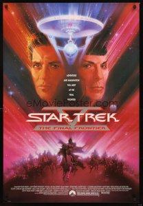 Star Trek - The Final Frontier